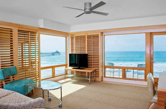 With a stay at Pier South Resort, Autograph Collection Imperial Beach, a true beach escape awaits you with spacious suites, private balconies, plush amenities and oceanfront access.