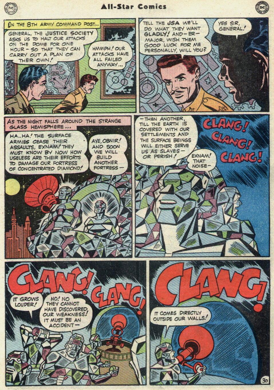 Read online All-Star Comics comic -  Issue #51 - 36