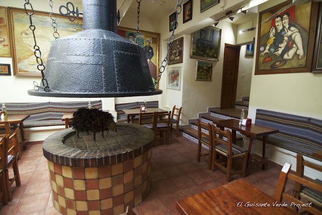 Bar Costa en Santa Gertrudis de Fruitera, Ibiza, por El Guisante Verde Project
