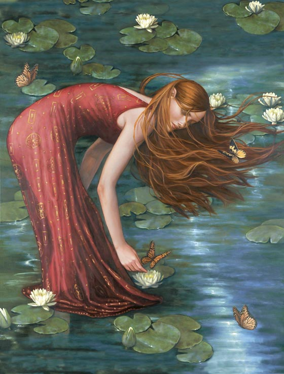 Picturespool Figurative Women Paintings