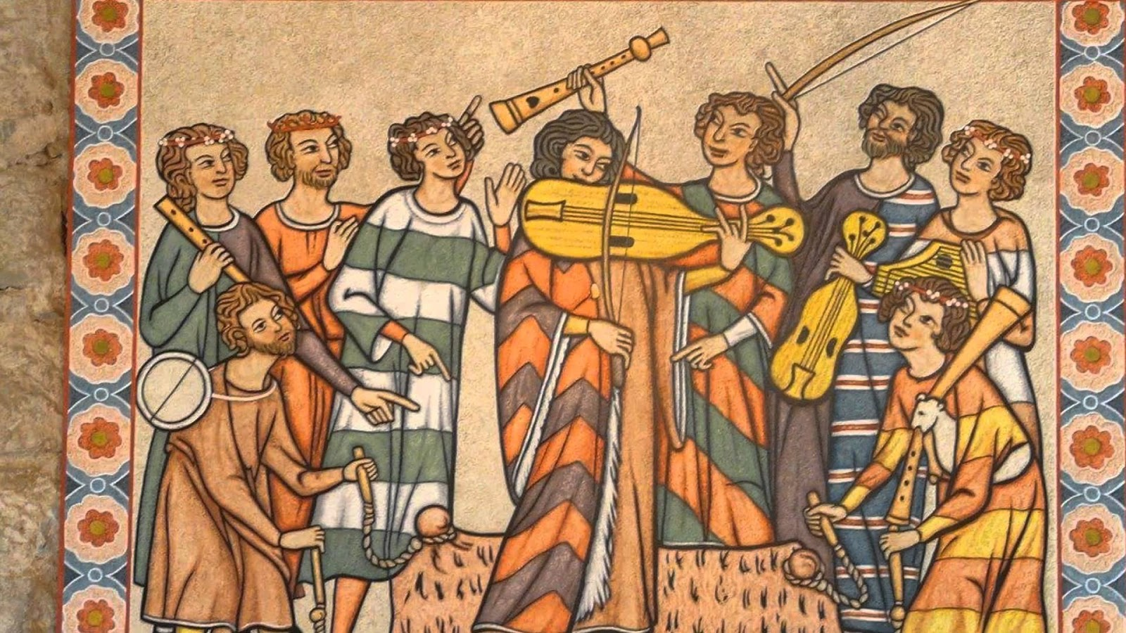 elements of medieval music on the Chivalric ideals suffuse much poetry and prose of the later medieval primary genres of medieval literature early christian elements were introduced to.