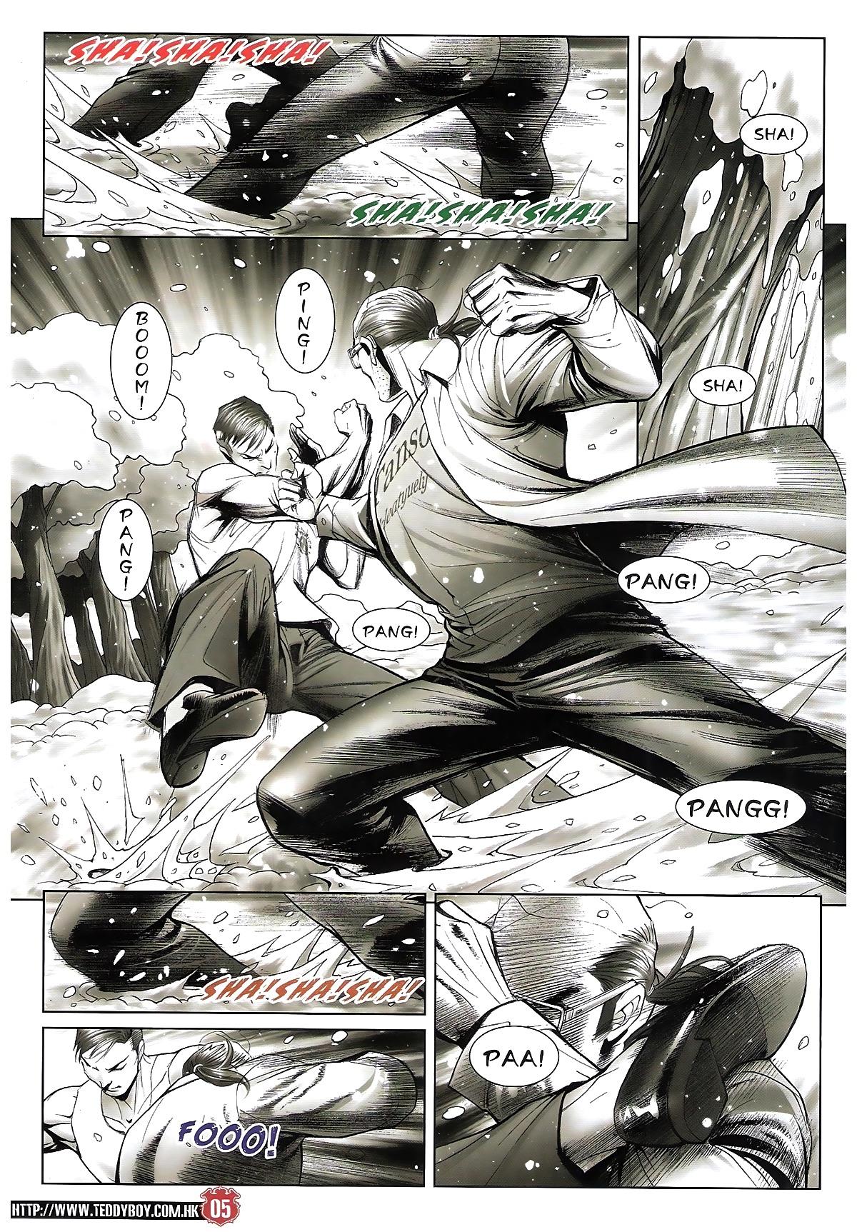 Người Trong Giang Hồ - Chapter 1614: Tiễn mày lên đường - Pic 4