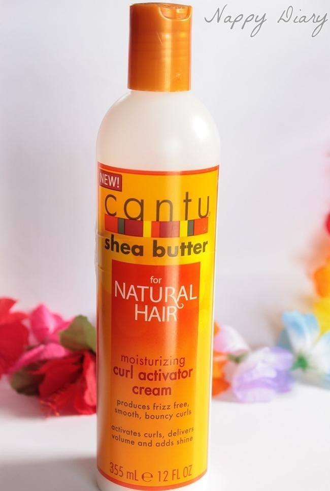 Le Moisturizing Curl Activator Cream Encore Un Chouchou