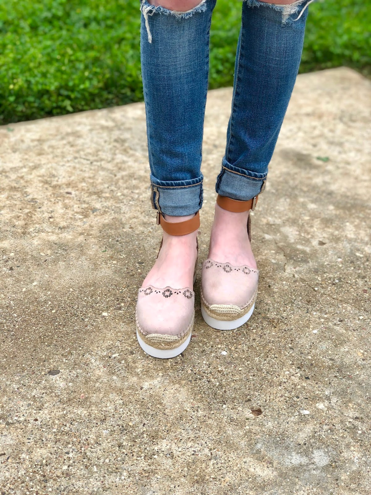 0e0b7f652f2 Chloe Espadrille Dupes & My 1 Year Blogging Anniversary: Recap of ...