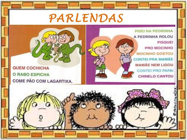 PARLENDAS