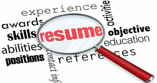 How To Writing a great Resume