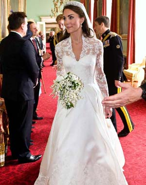 Vestido De Novia De Kate Middleton Todo Novias