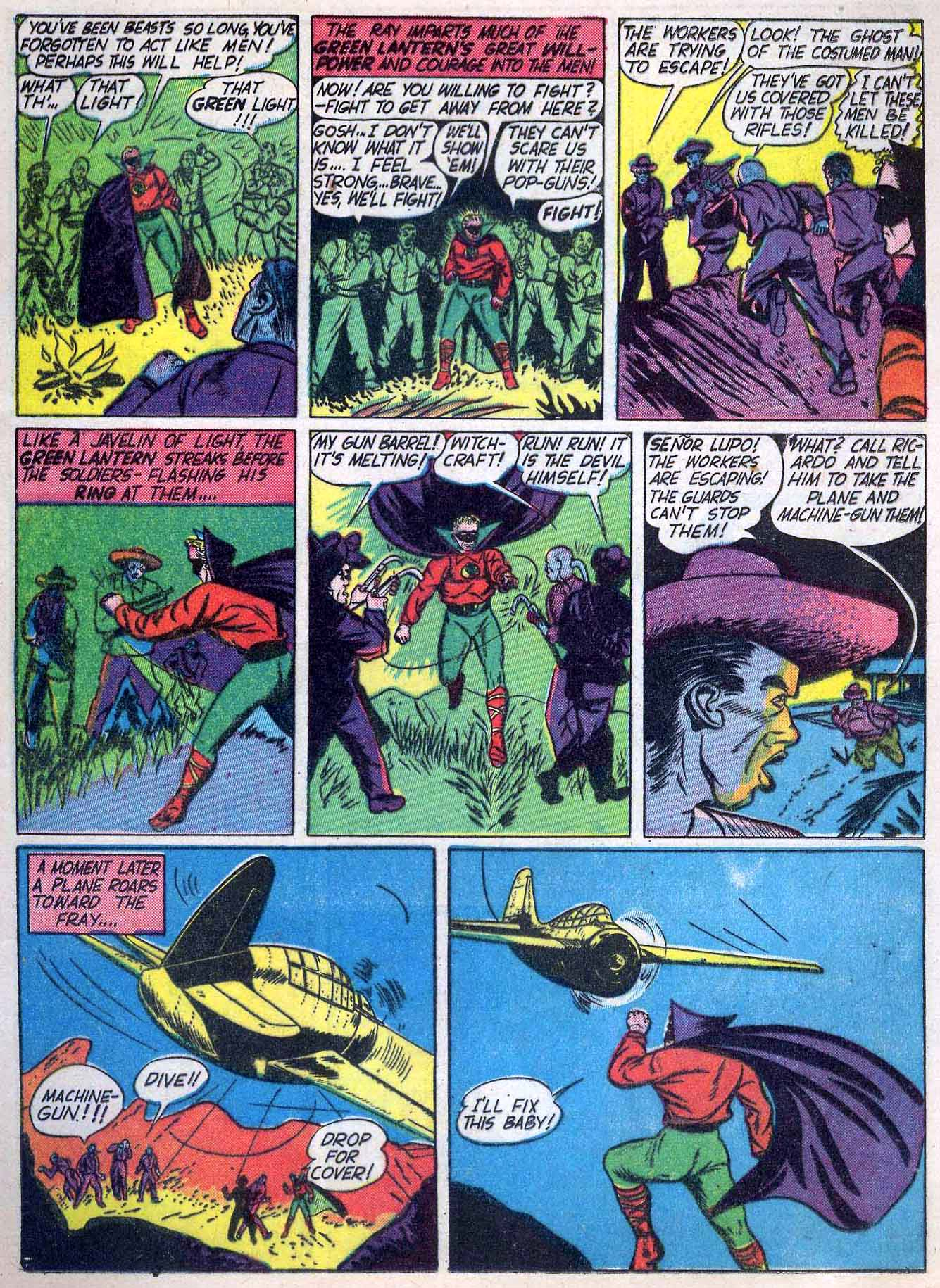 Read online All-American Comics (1939) comic -  Issue #24 - 9
