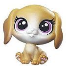 Littlest Pet Shop Mommy & Babies Breezy Beagleton (#235) Pet