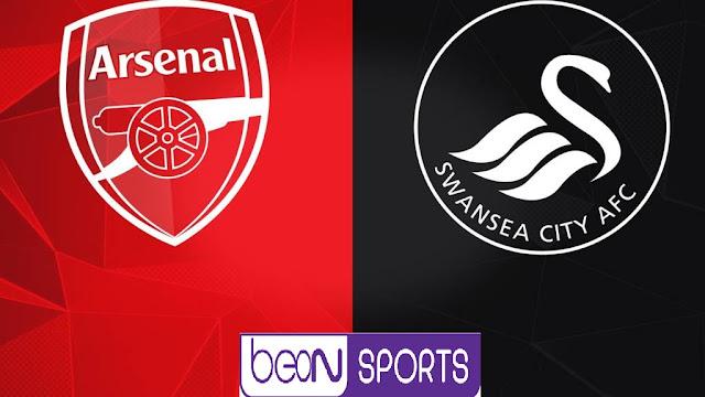 new gersy/ Arsenal vs Swansea City: Premier League