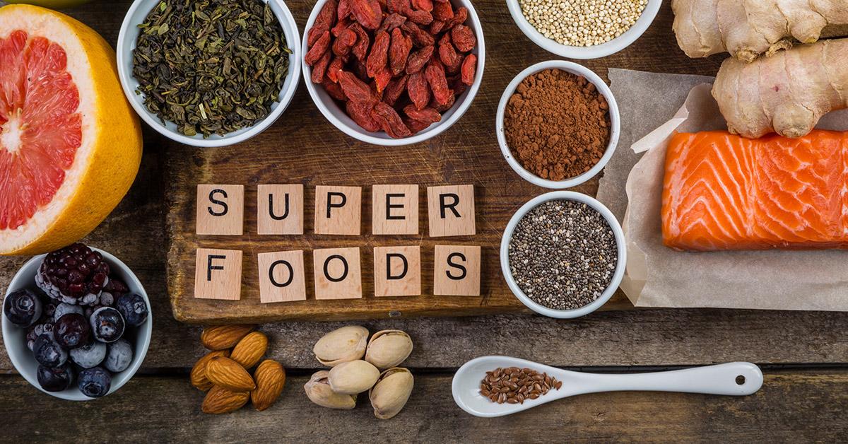 Super foods Tips