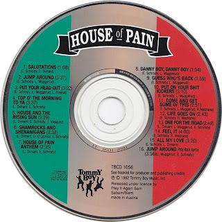 los 90 en mp3 ii house of pain  house of pain fine malt
