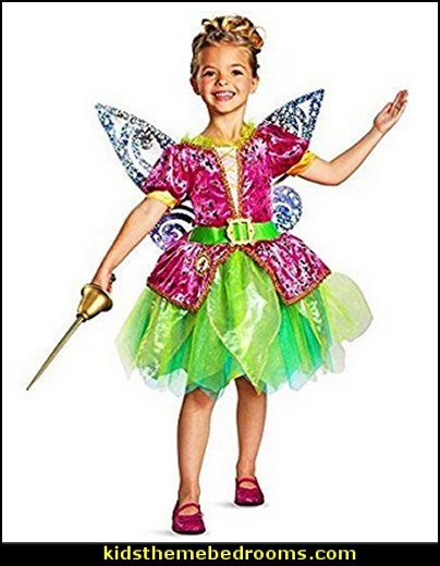 Disney's The Pirate Fairy Pirate Tinkerbell Girls Costume