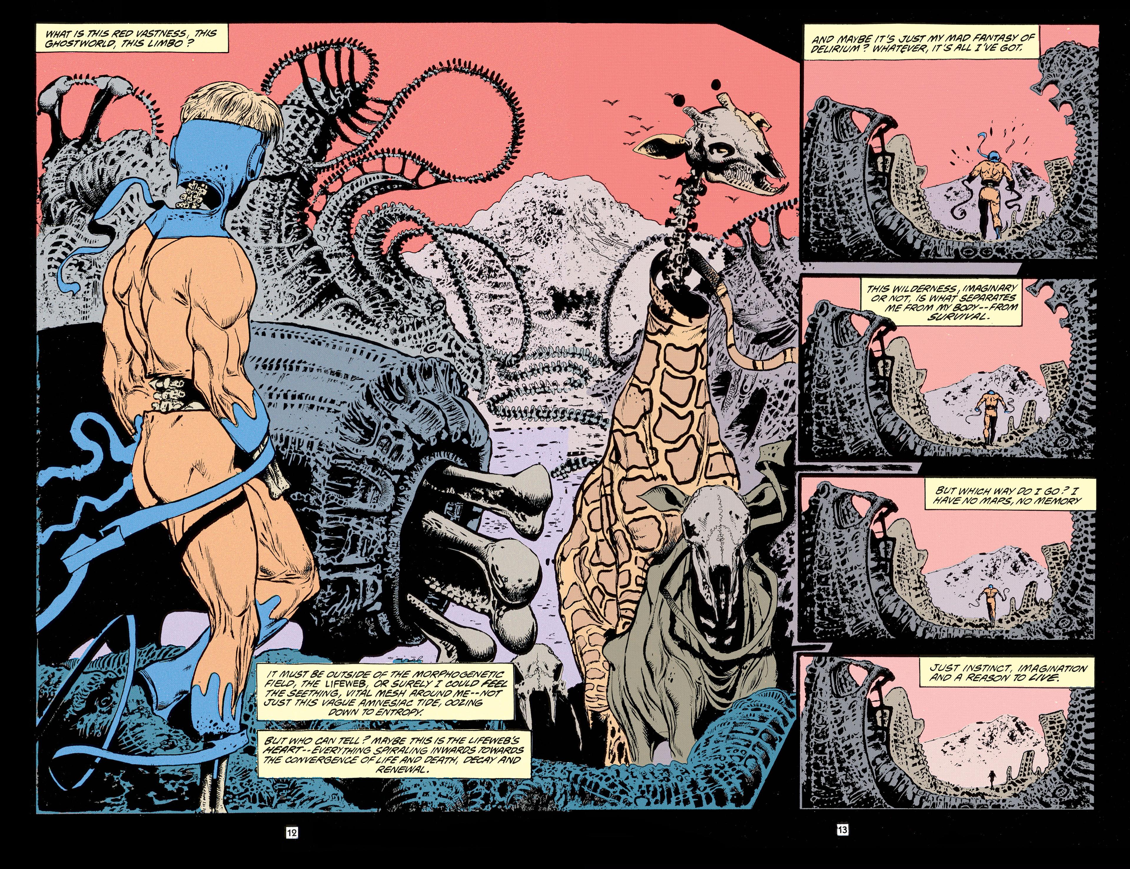 Read online Animal Man (1988) comic -  Issue #52 - 13