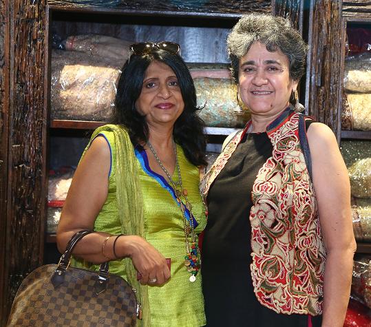 Rita Tandon & Ratan Kaul