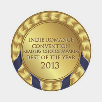 Indie Romance Convention Best Cover Artist 2013!!!