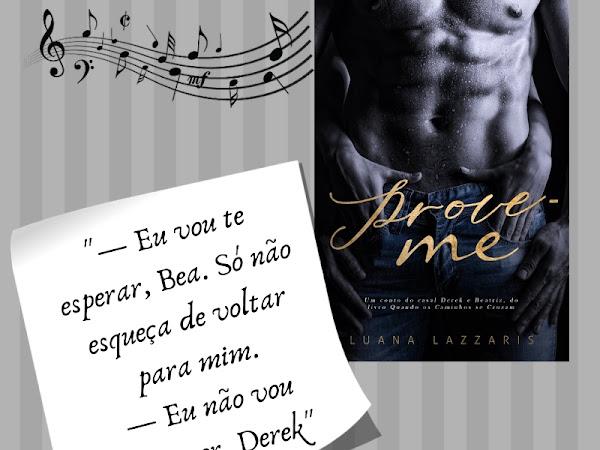 Resenha: Prove-me - Luana Lazzaris (Conto)
