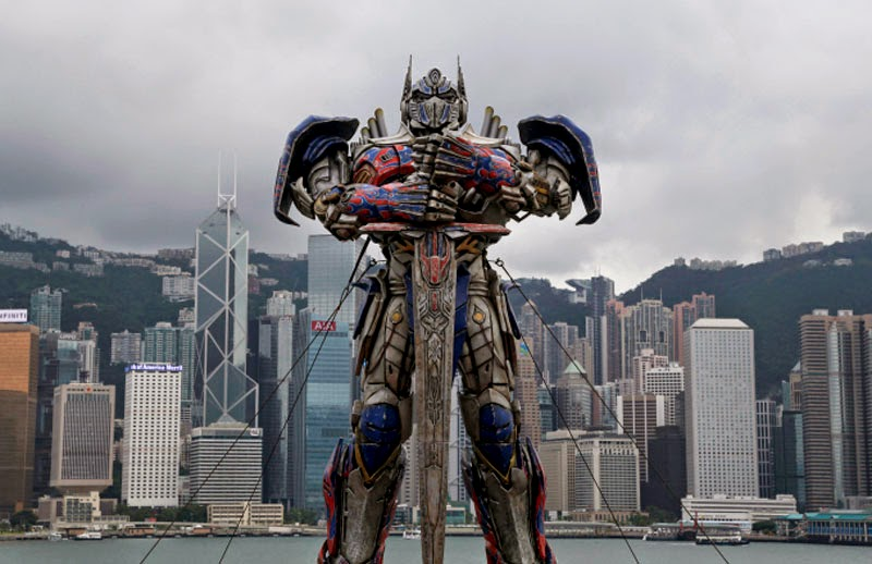 Transformers movie asian — photo 5