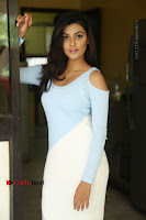 Anisha Ambrose Latest Pos Skirt at Fashion Designer Son of Ladies Tailor Movie Interview .COM 1133.JPG