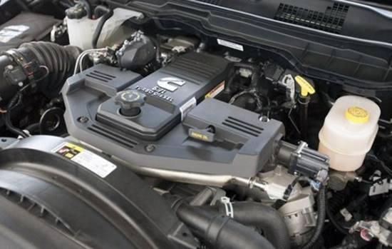 2017 RAM 3500 Tradesman Review