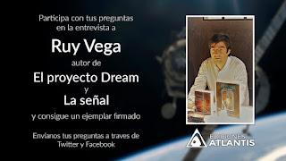 Concurso Ediciones Atlantis La Señal y Ruy Vega
