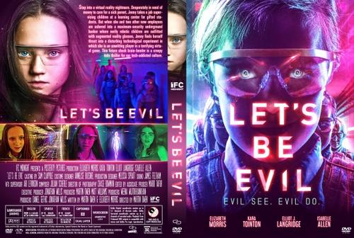 Let's Be Evil Torrent - BluRay Rip 720p Legendando (2016)