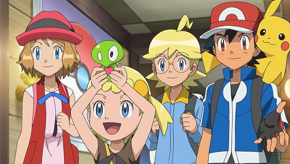 Pokémon the Series XYZ