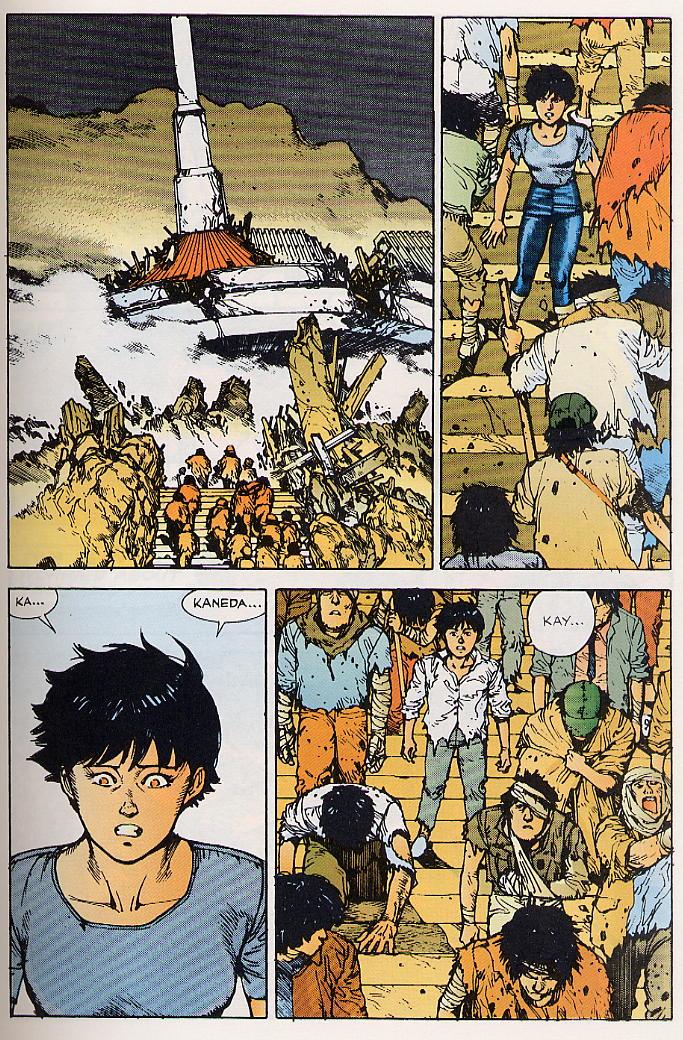 Read online Akira comic -  Issue #24 - 21