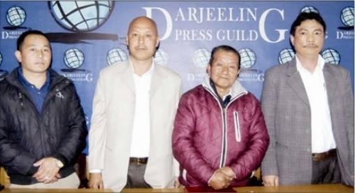 Gorkha Rashtriya Congress to field candidates with Darjeeling-Sikkim merger issue as agenda