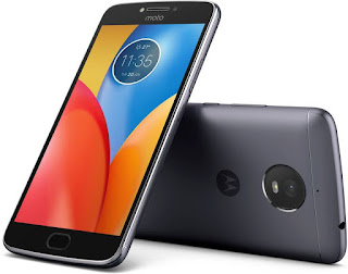 Moto E4 Plus with 5000 mAh Battery Price and Specs