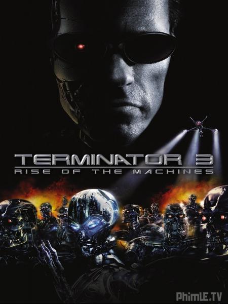 Kẻ hủy diệt 3: Người máy nổi loạn