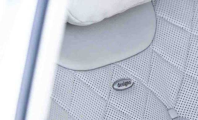 Hàng ghế trước Mercedes Maybach S650 2019 sử dụng chất liệu Da Designo Exclusive Semi-Aniline