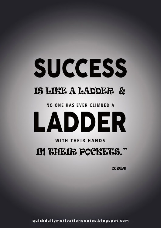 LADDER AND SUCCESS