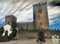 Castillo de Amieira do Tejo
