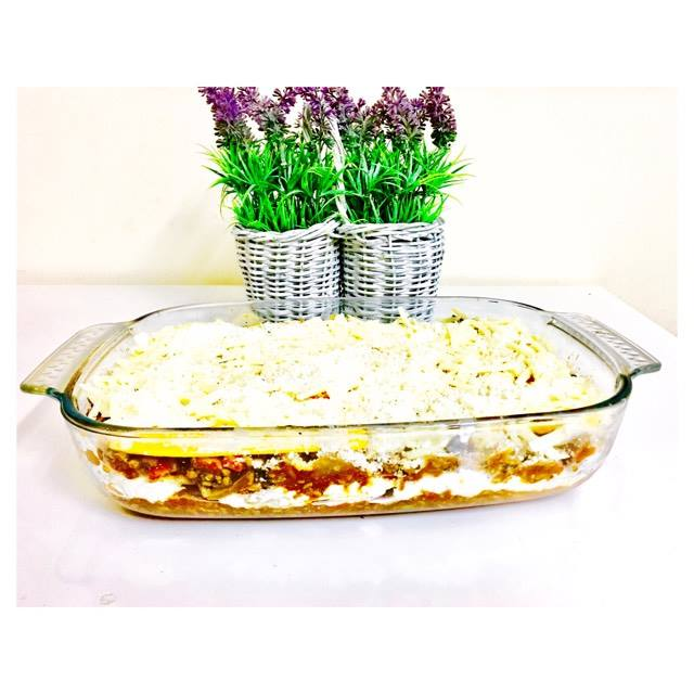 Butternut Squash Lasagne Healthy Recipe