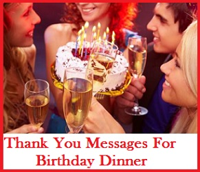 Sample messages and wishes thank you messages for dinner sample messages and wishes filmwisefo