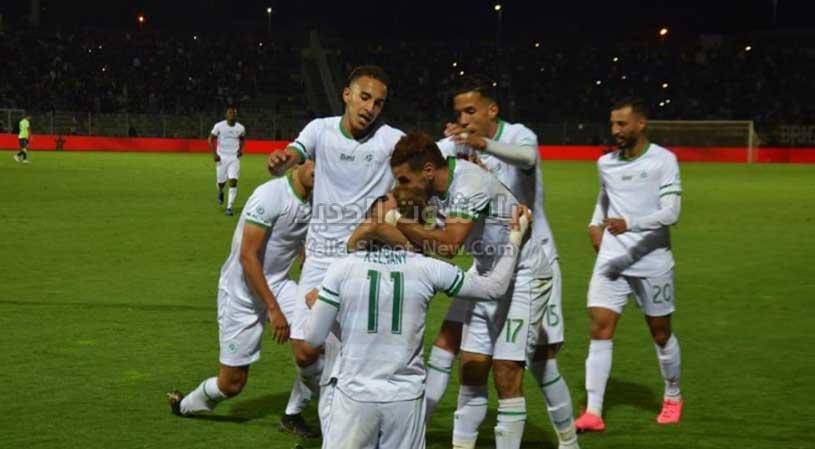 التعادل الاجابي يحسم لقاء مولودية وجدة والدفاع الجديدي في الدوري المغربي