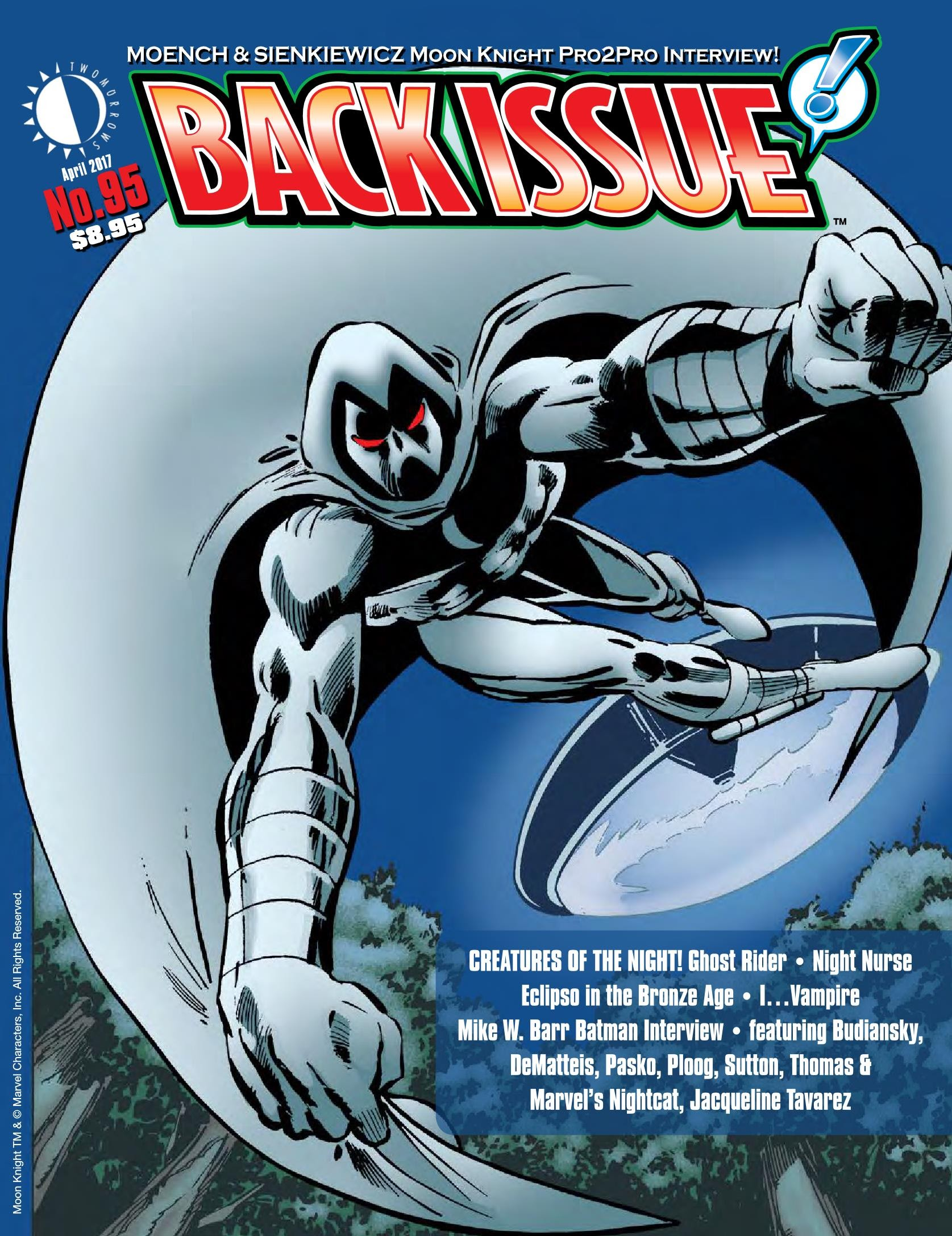 Back Issue #95 #85 - English 1