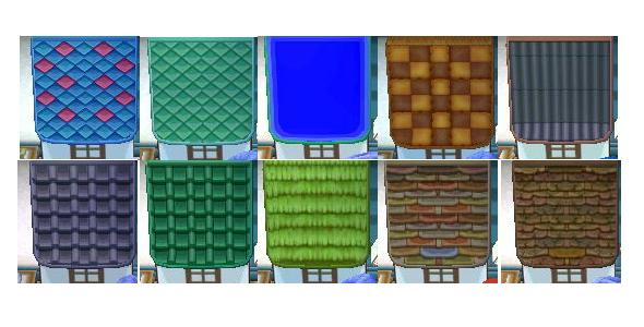 Mi Animal Crossing New Leaf: Decoración Exterior