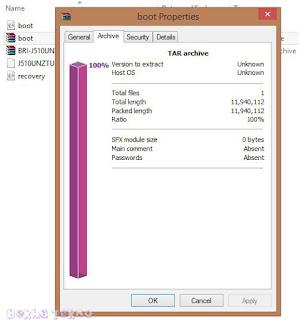 Cara Membuat File Dengan Format Tar Menggunakan Winzip Paling Mudah