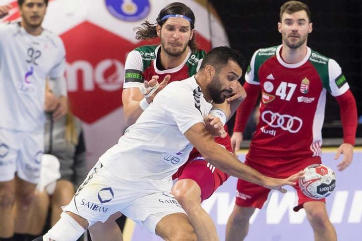 منتخب مصر يتلقى الخساره الأولى أمام النرويج 32-28 فى الدور الثانى من كأس العالم لكرة اليد