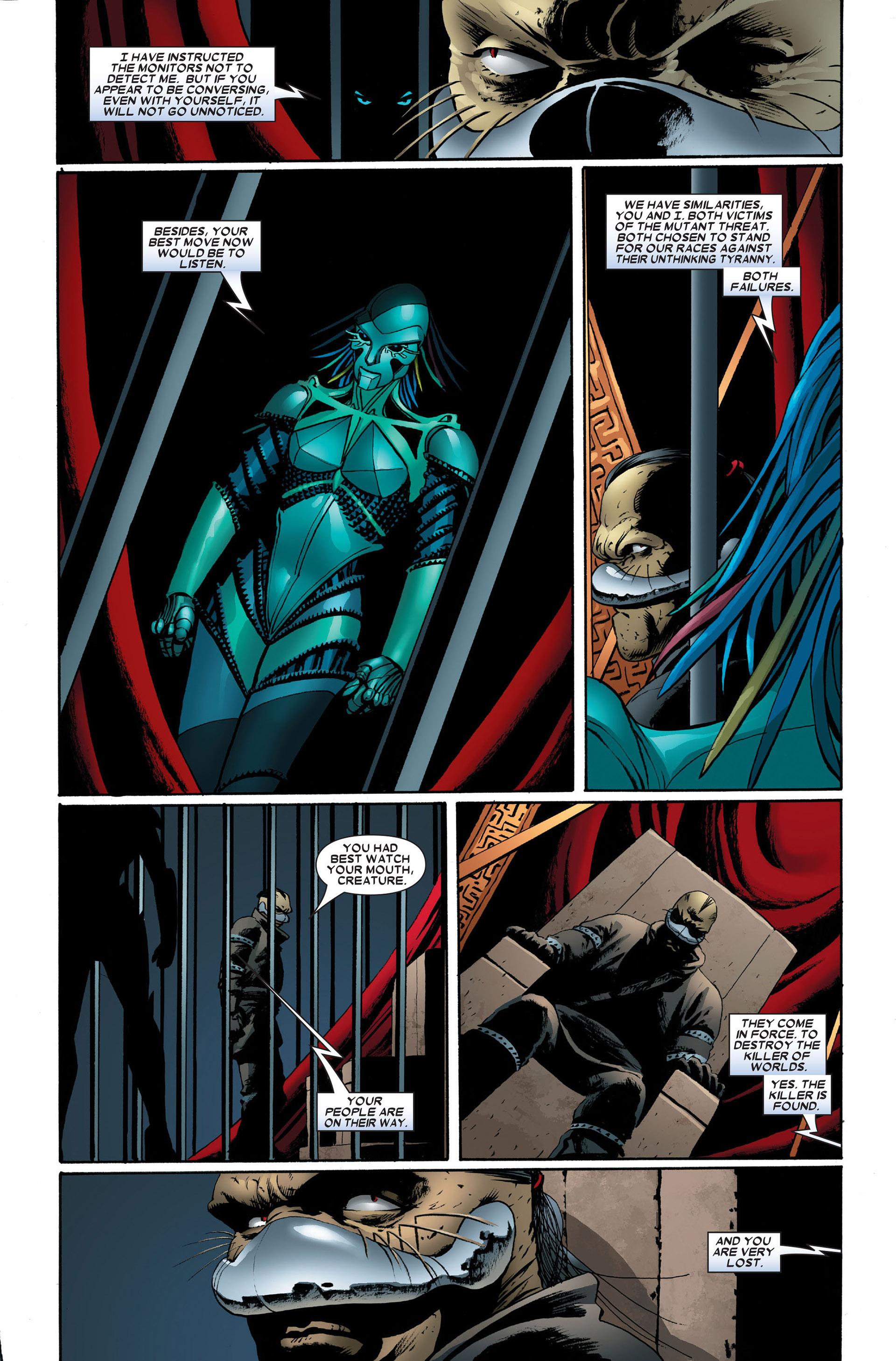 Read online Astonishing X-Men (2004) comic -  Issue #15 - 20