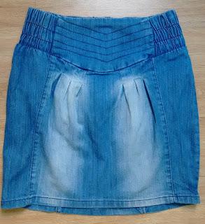 saia jeans Sawary 40