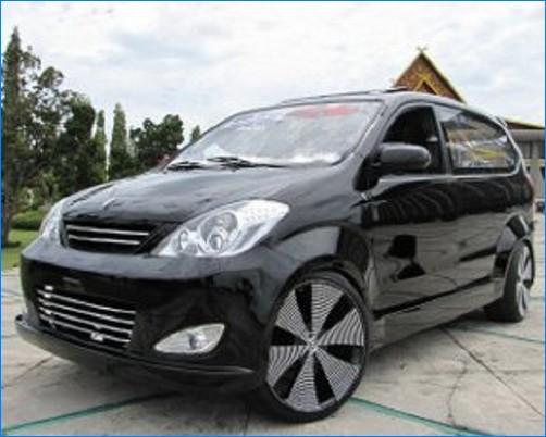 Variasi Mobil Grand Max >> Foto modifikasi mobil xenia putih li silver all new 2004 2005 2006 2008 2010 2011 2012 terbaru 2018
