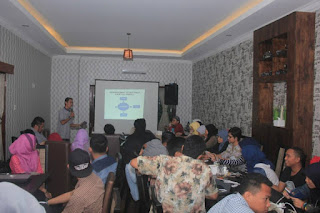 blogger medan belajar sosial media marketing