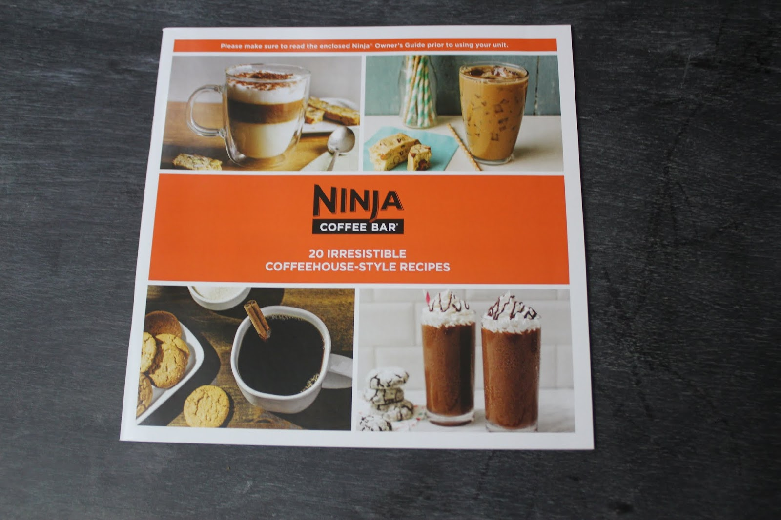 Ninja Coffee Bar Recipes And Review Lille Punkin
