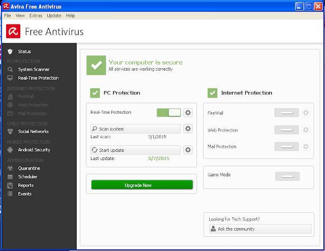 Avira Free Antivirus Download