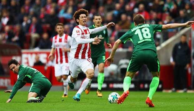 Werder Bremen vs Colonia