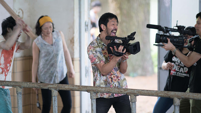 One Cut of the Dead:immagine dal set