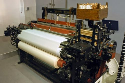 Difference Between Hand Loom And Power Loom Textile Learner